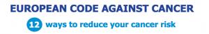 EUs 12 råd om kræft