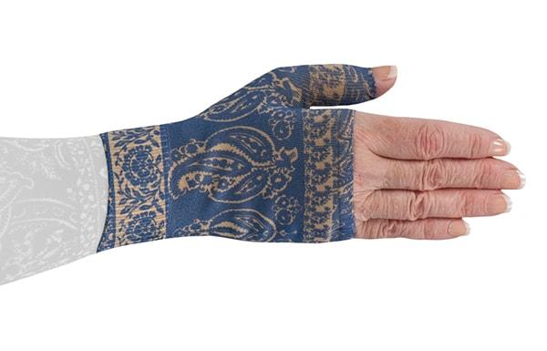 Blue Bandit kompressionshandske uden fingre
