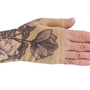 Magnolia kompressionshandske uden fingre