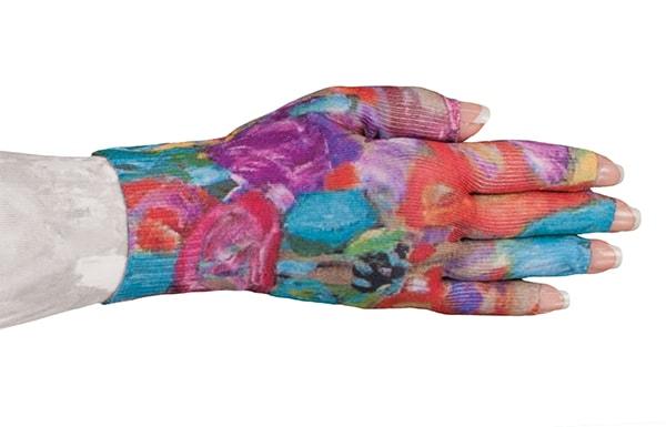 Primavesi kompressionshandske med fingre