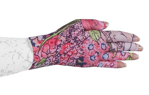 Bloomin Betty Light kompressionshandske med fingre