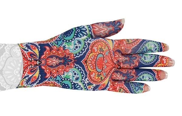 Festival kompressionshandske med fingre