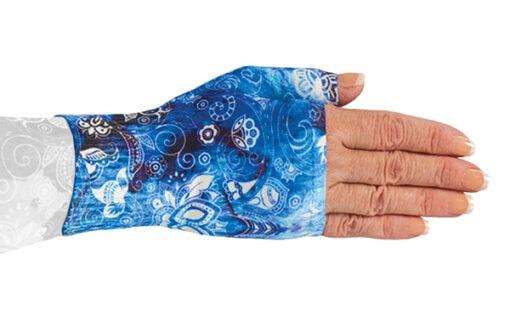 Sapphire kompressionshandske uden fingre