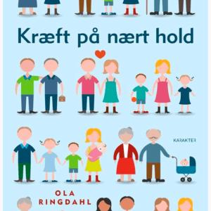 Kræft på nært hold til dig, der er pårørende - køb den på livja.dk