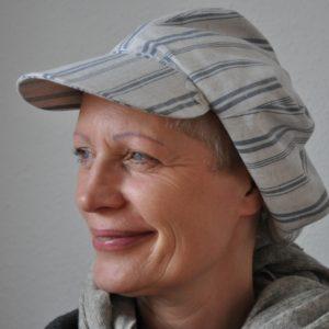 Livja Kasketten - unikt design lavet i hånden