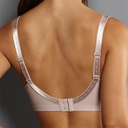 Safina bh med smalle stropper - bag