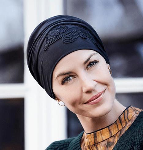 Shakti turban i sort