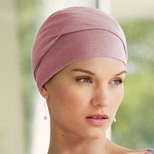Zoya turban rosa