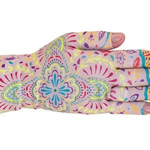 Mandala kompressionshandske med fingre
