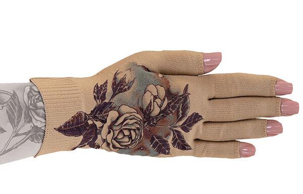 Juliet kompressionshandske med fingre