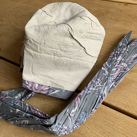 Flotte stiklinger i Joli tørklæde