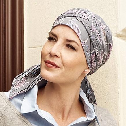 Lækkert Joli tørklæde fra CHristine Headwear